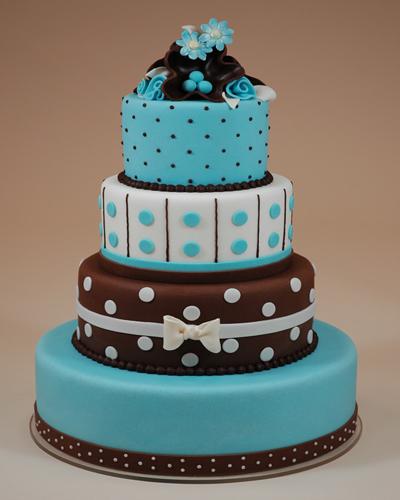 Свадебный торт София