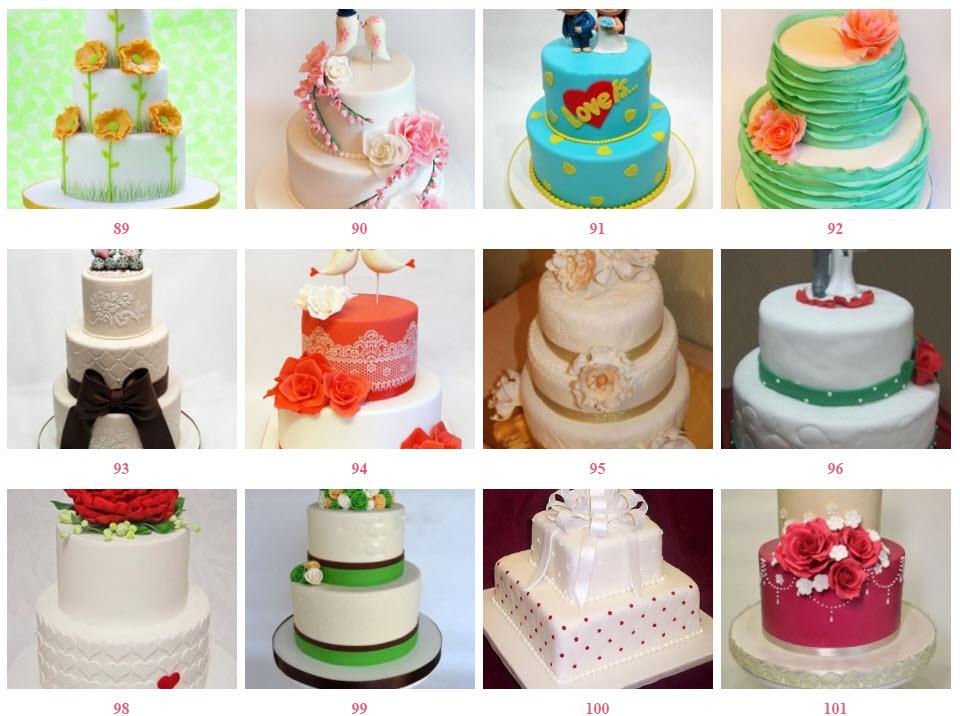 Замовити весільний торт Київ