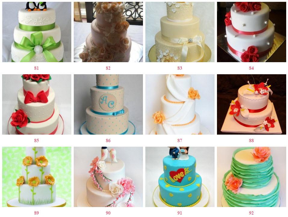 Як прикрасити торт до будь-якого торжества?