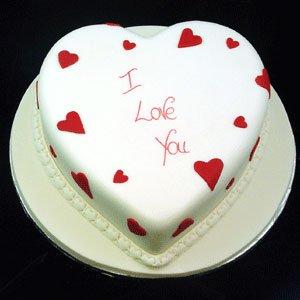 торти для закоханих у Києві