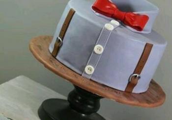 Торт на День Рождения мужа