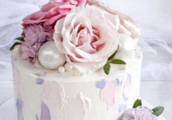 Свадебный торт на заказ в Киеве