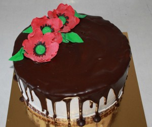 Торт на день народження, фото 00116