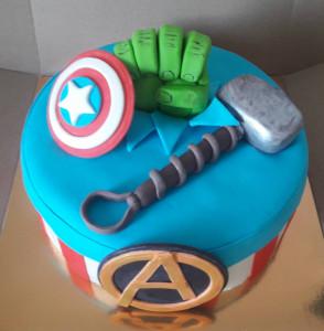 Детские торты, фото 55