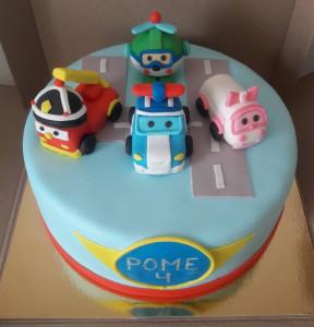 Детские торты, фото 50