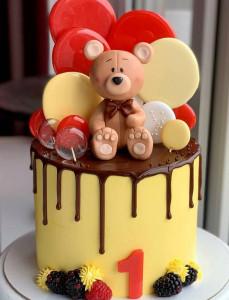 Детские торты, фото 49