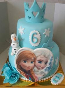 Детские торты, фото 44