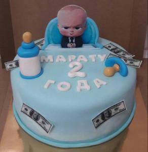 Детские торты, фото 43