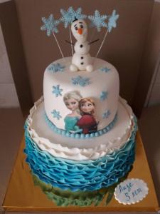 Детские торты, фото 39