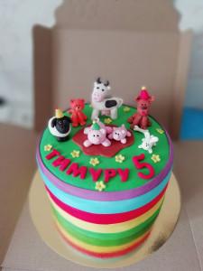 Детские торты, фото 30