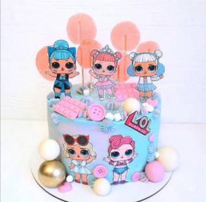 Детские торты, фото 24