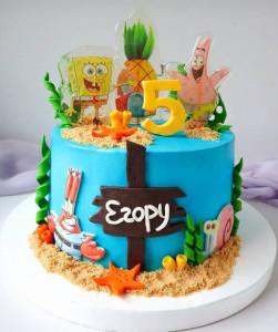 Детские торты, фото 21