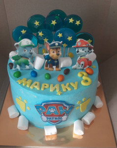 Детские торты, фото 20