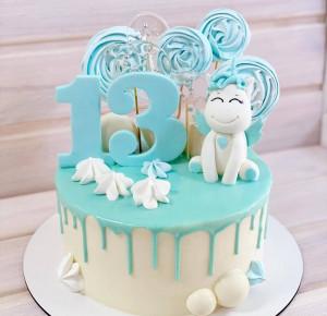 Детские торты, фото 18