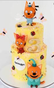 Детские торты, фото 16