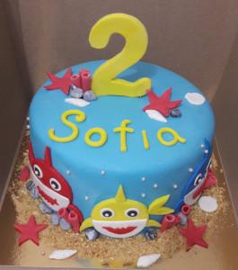 Детские торты, фото 15