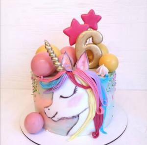Детские торты, фото 13