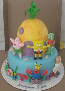 Детские торты, фото 12