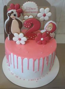 Детские торты, фото 11