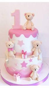 Детские торты, фото 10