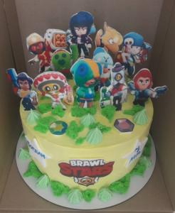 Детские торты, фото 1