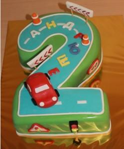Детские торты, фото 124