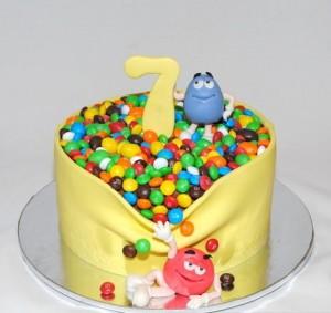 Детские торты, фото 122