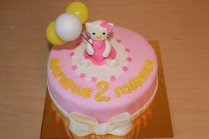 Детские торты, фото 118