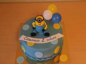 Детские торты, фото 110
