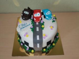 Детские торты, фото 109