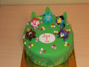 Детские торты, фото 107