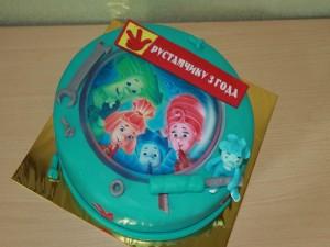 Детские торты, фото 106