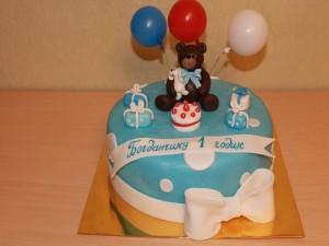 Детские торты, фото 105