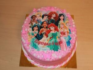 Детские торты, фото 100