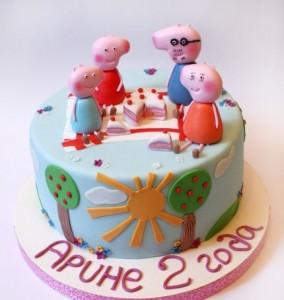 Детские торты, фото 96