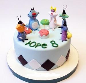 Детские торты, фото 95