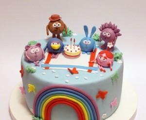 Детские торты, фото 93