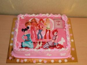 Детские торты, фото 88