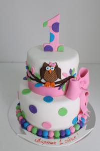 Детские торты, фото 83