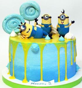 Детские торты, фото 82