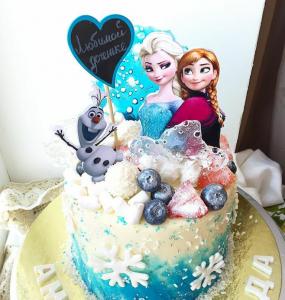 Дитячі торти, фото 40