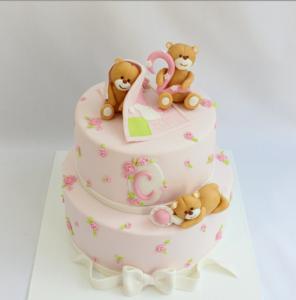 Детские торты, фото 80