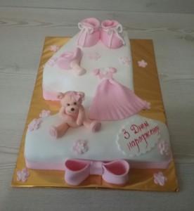 Детские торты, фото 77
