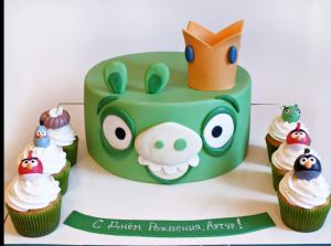 Детские торты, фото 75