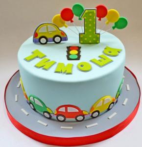 Детские торты, фото 71