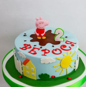 Детские торты, фото 68