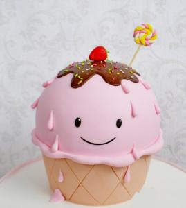 Детские торты, фото 67