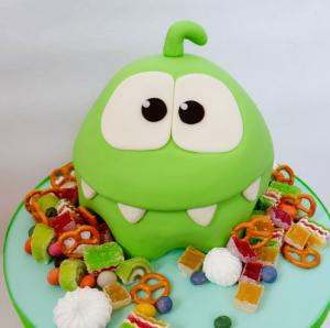 Детские торты, фото 65