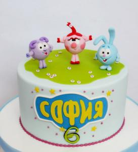 Детские торты, фото 64