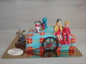 Детские торты, фото 85